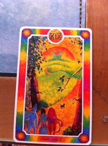 Le tarot psychologique ou projectif