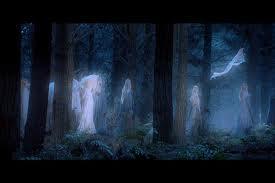 les esprits de la nature : les elfes